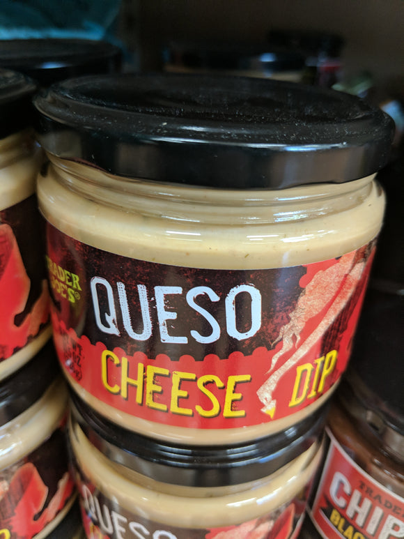 Trader Joe's Queso Cheese Dip
