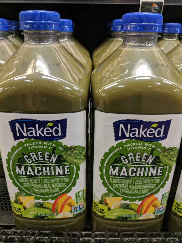 Naked Juice Green Machine (64 oz.)
