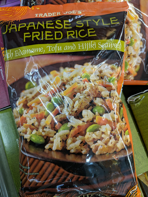 Trader Joe's Japanese Style Fried Rice
