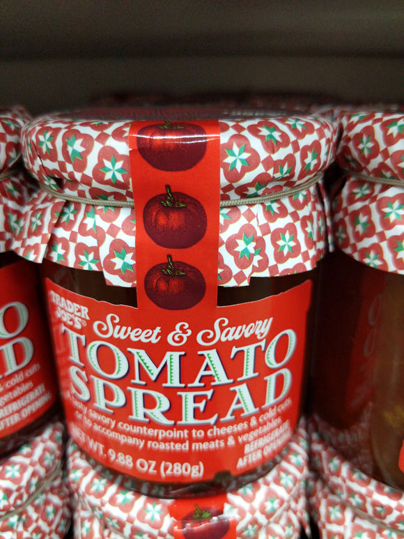Trader Joe's Sweet and Savory Tomato Spread