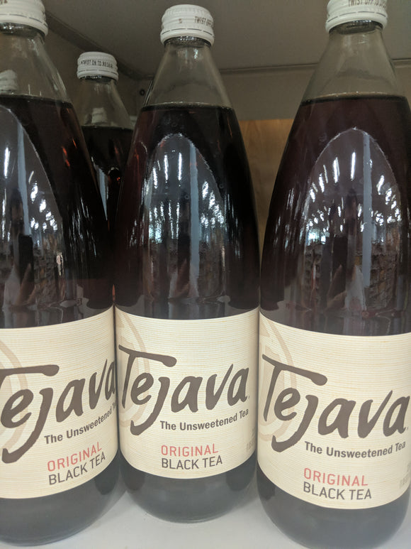 Trader Joe's Tejava (Premium Iced Tea, Handpicked, Microbrewed, Unsweetened)