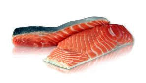 King Salmon Fillet) (Fresh)
