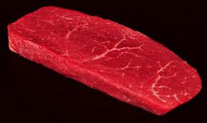 Organic Grass Beef Sirloin Tip Steak (Unprepared)