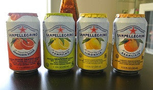 San Pellegrino Aranciata Rossa Blood Orange Soda
