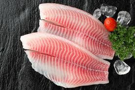 Tilapia Fillet (Unprepared)