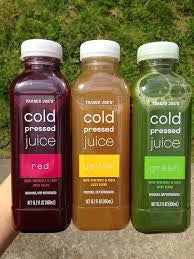 Trader Joe's Cold Pressed Green Juice