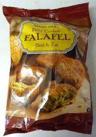 Trader Joe's Fully Cooked Falafel (12 count) (Heat and Eat!)
