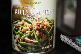 Trader Joe's Gourmet Fried Onion Pieces