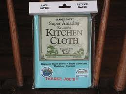 Trader Joe's Kitchen Cloth