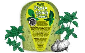 Trader Joe's Pesto Gouda