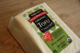 Trader Joe's High Protein Super Firm Organic Tofu