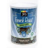Whole Foods Organic Brands 365 Brand Coffee - French Roast