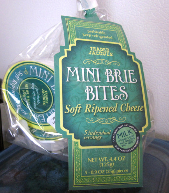 Trader Joe's Mini Brie Bites