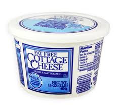 Trader Joe's Cottage Cheese (Fat Free)