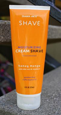 Trader Joe's Honey Mango Cream Shave