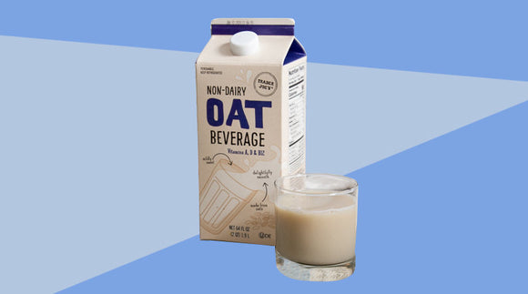 Trader Joe's Non-Dairy Oat Beverage (Refrigerated)