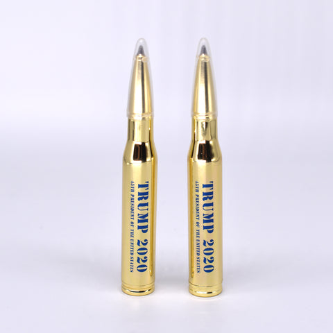 Trump's 2020 30-Caliber Bullet Pens (Set of 2)