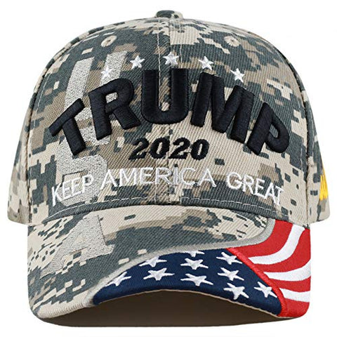 "Donald Trump 2020 ""Keep America Great"" Hats"