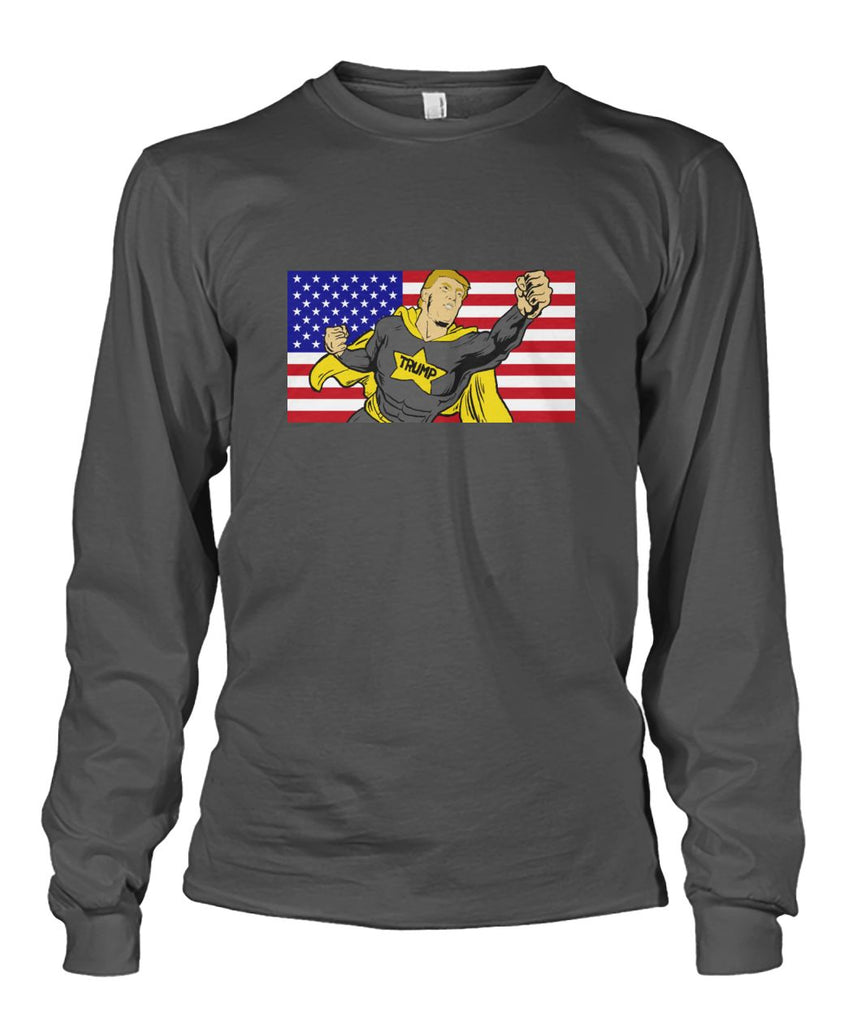 Hero Trump Long Sleeve