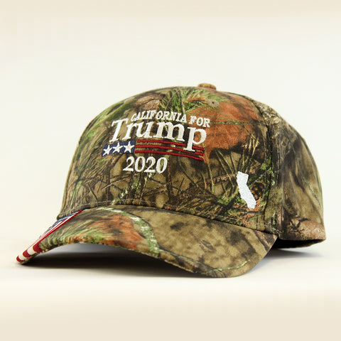 Image of California For Trump 2020 Hat