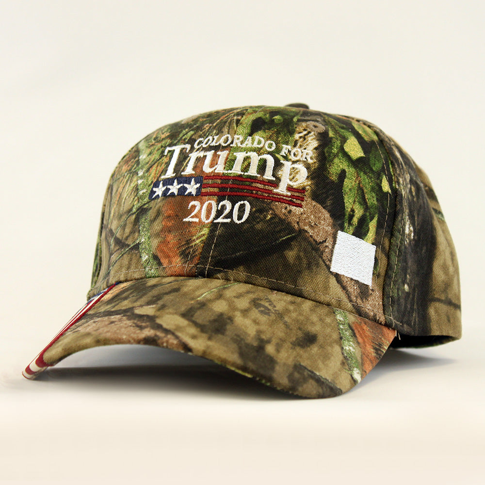 Colorado For Trump 2020 Hat