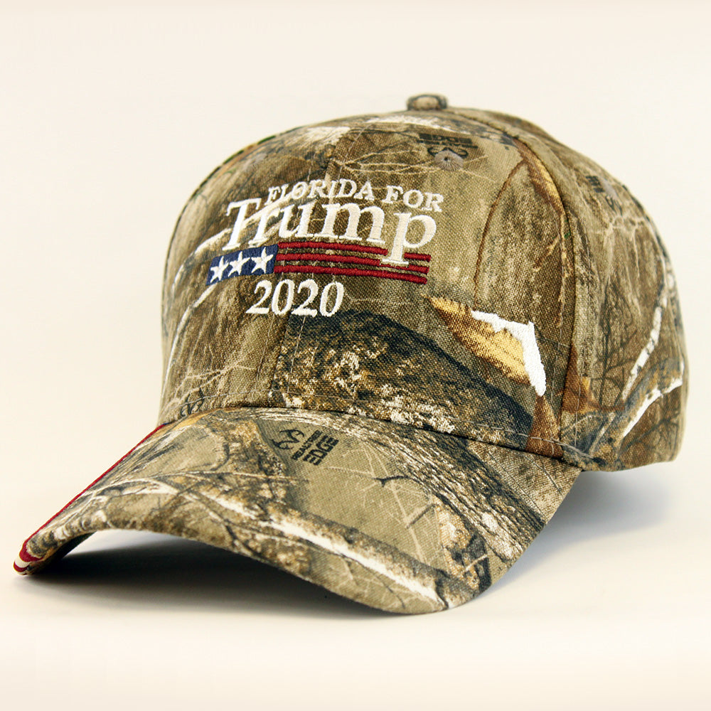 Florida For Trump 2020 Hat