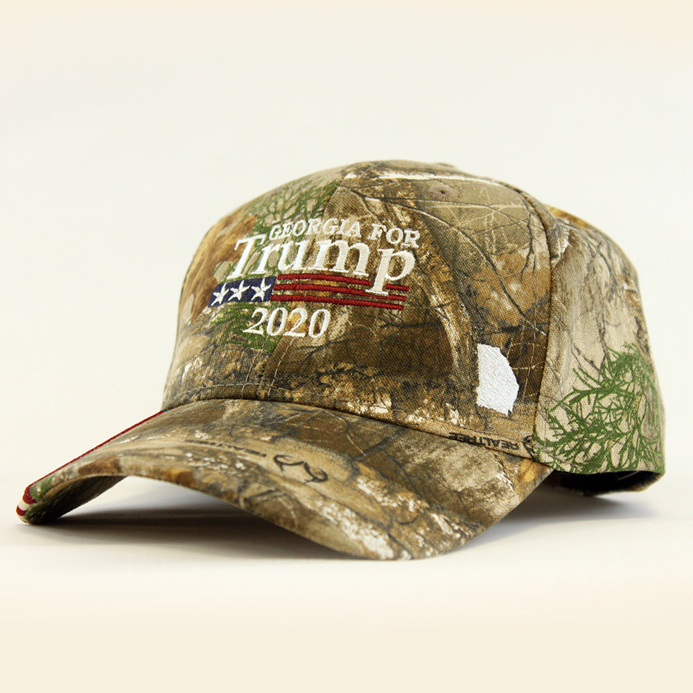Georgia For Trump 2020 Hat