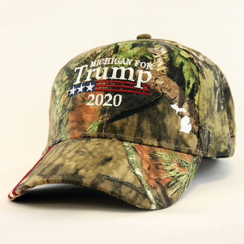 Image of Michigan For Trump 2020 Hat