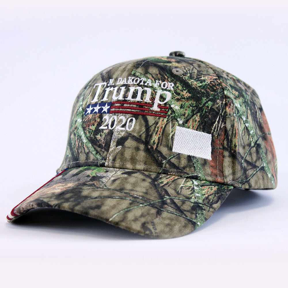 North Dakota For Trump 2020 Hat