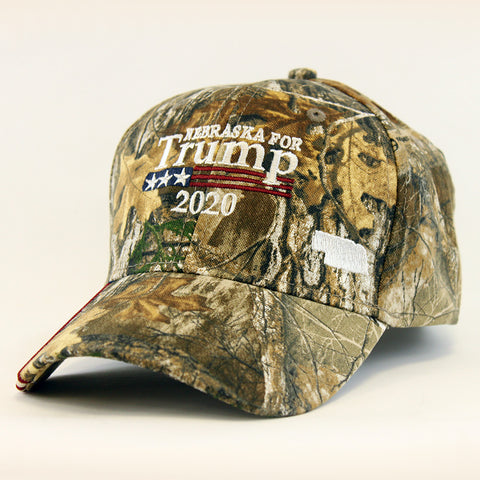 Image of Nebraska For Trump 2020 Hat