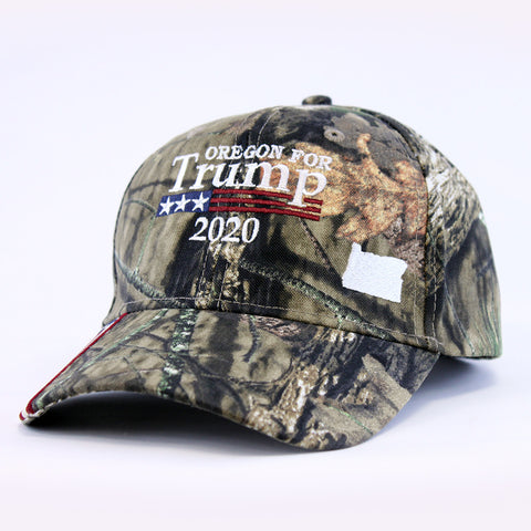 Image of Oregon For Trump 2020 Hat