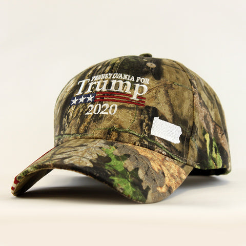 Image of Pennsylvania For Trump 2020 Hat