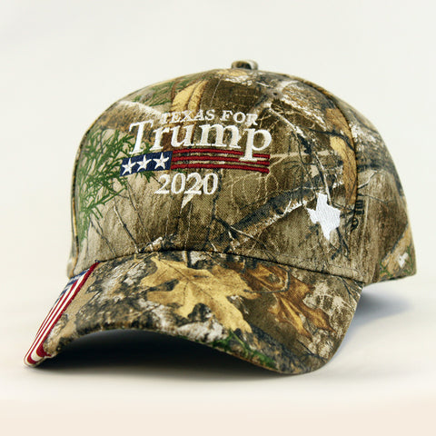 Image of Texas For Trump 2020 Hat