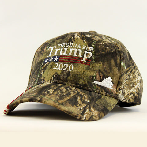 Image of Virginia For Trump 2020 Hat