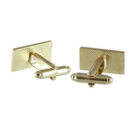 Image of American Flag Cufflinks (Gold Plated)