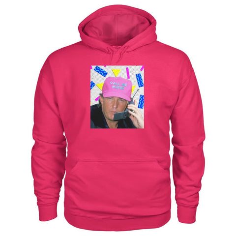 Image of Call Me Maybe Hoodie - Heliconia / S - Hoodies