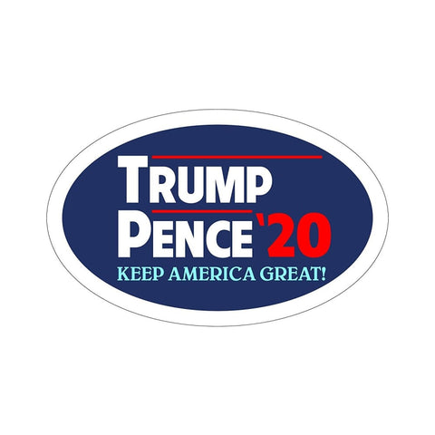 Car Magnet - Trump/Pence 2020 Keep America Great - Car