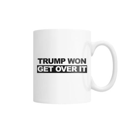 Coffee Mug: Get Over It