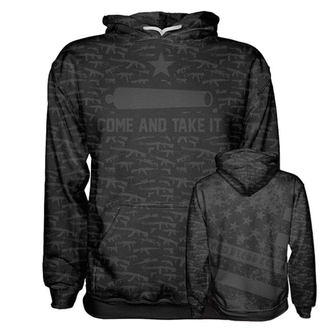 Image of Come and Take It Hoodie - Come and Take It Hoodie v2 / L
