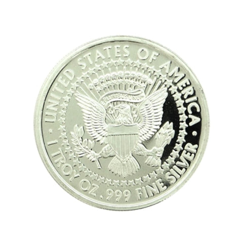 Donald J. Trump Silver Bullion Round - 1 Troy Ounce Per Coin!