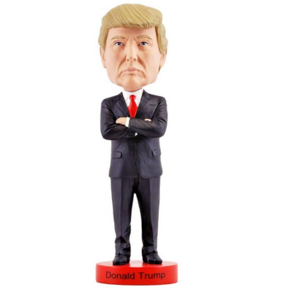 Donald Trump Serious Business Bobblehead