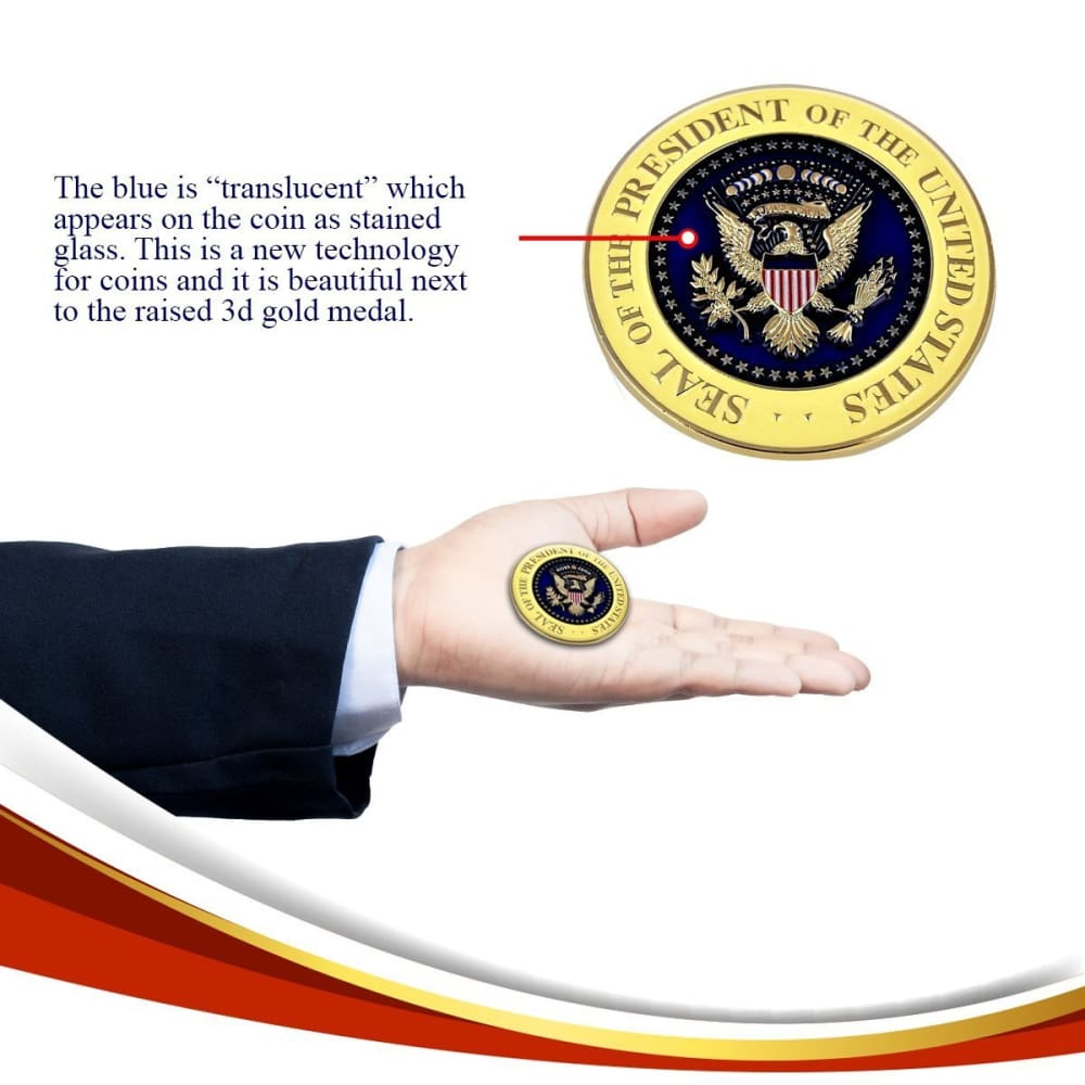 Information Technology Challenge Coins