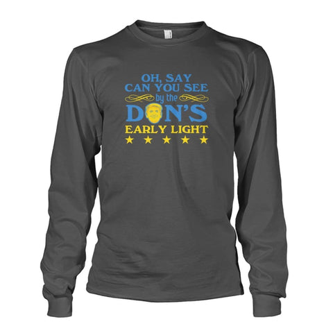 Image of Dons Early Light Long Sleeve - Charcoal / S - Long Sleeves