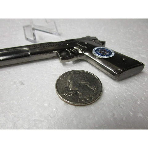 Image of EXTREMELY RARE - President Trump POTUS West Coast Choppers Jesse James Custom 1911 .45 Challenge Coin