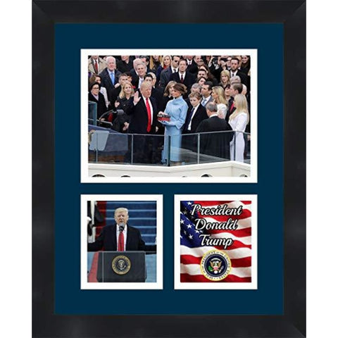 Framed Photo: Presidential Inauguration of Donald Trump