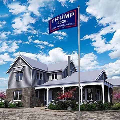 FREE - Trump 2020 Keep America Great Flag