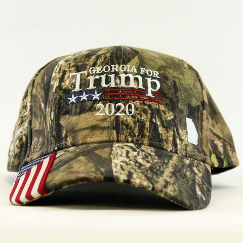 Image of Georgia For Trump 2020 Hat