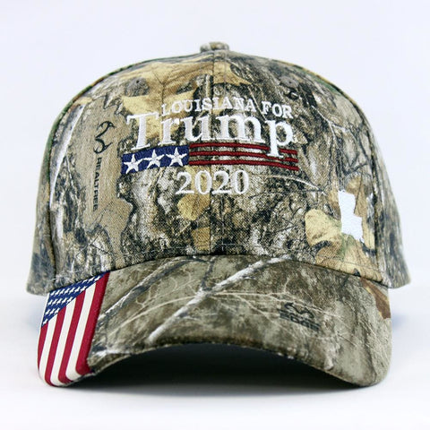 Image of Louisiana For Trump 2020 Hat
