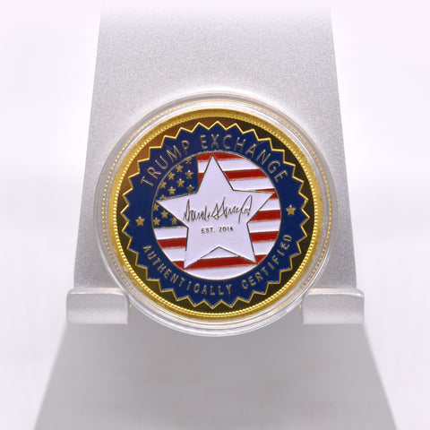 Image of Melania 2020 Gold Coin