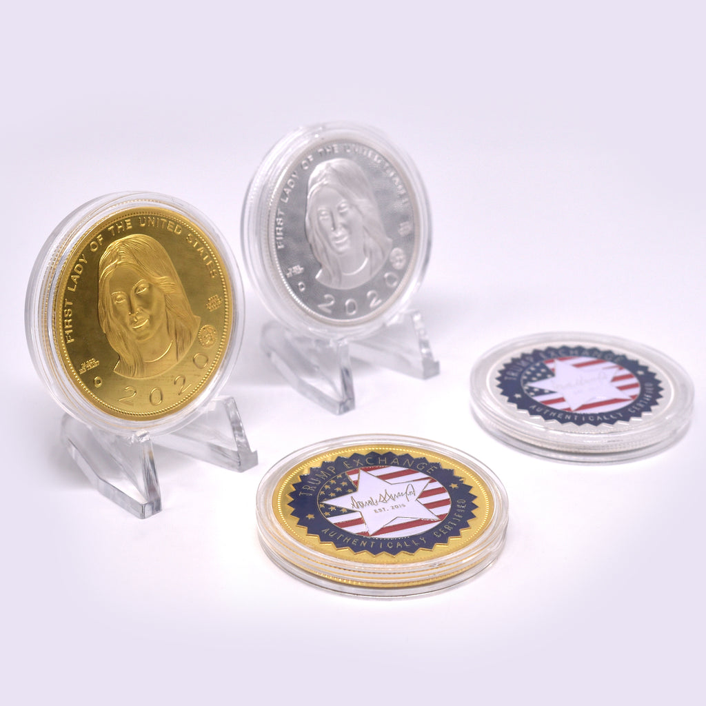 Melania 2020 Coin Set